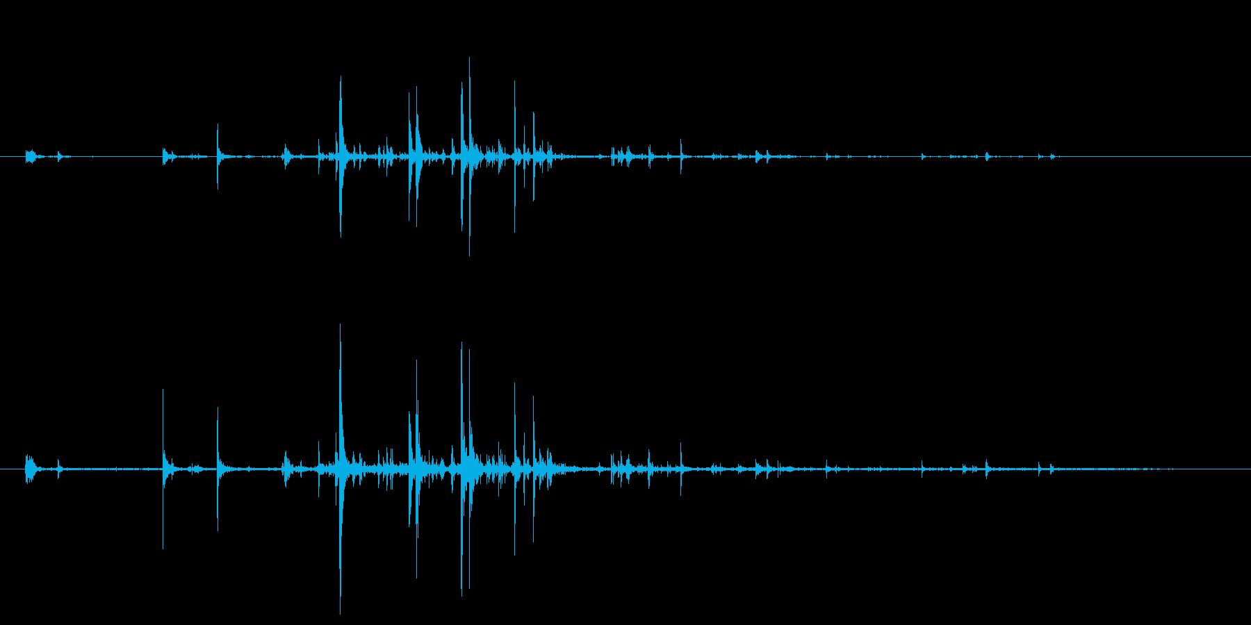 石 中秋03の再生済みの波形