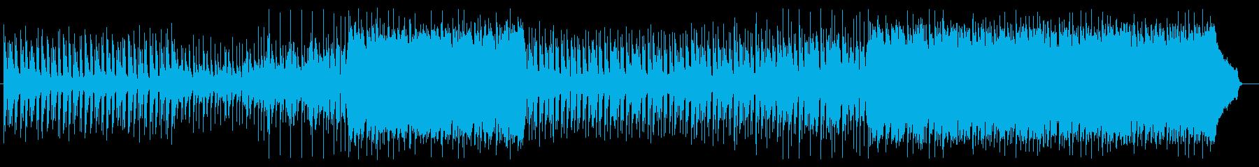 洋楽 Future Pop お洒落の再生済みの波形
