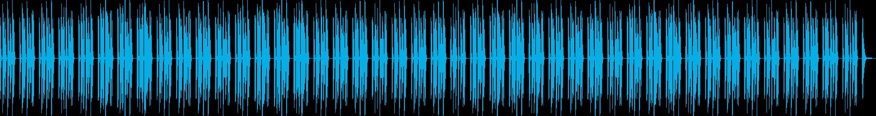ほのぼの・コミカル・ゆるい・日常の再生済みの波形