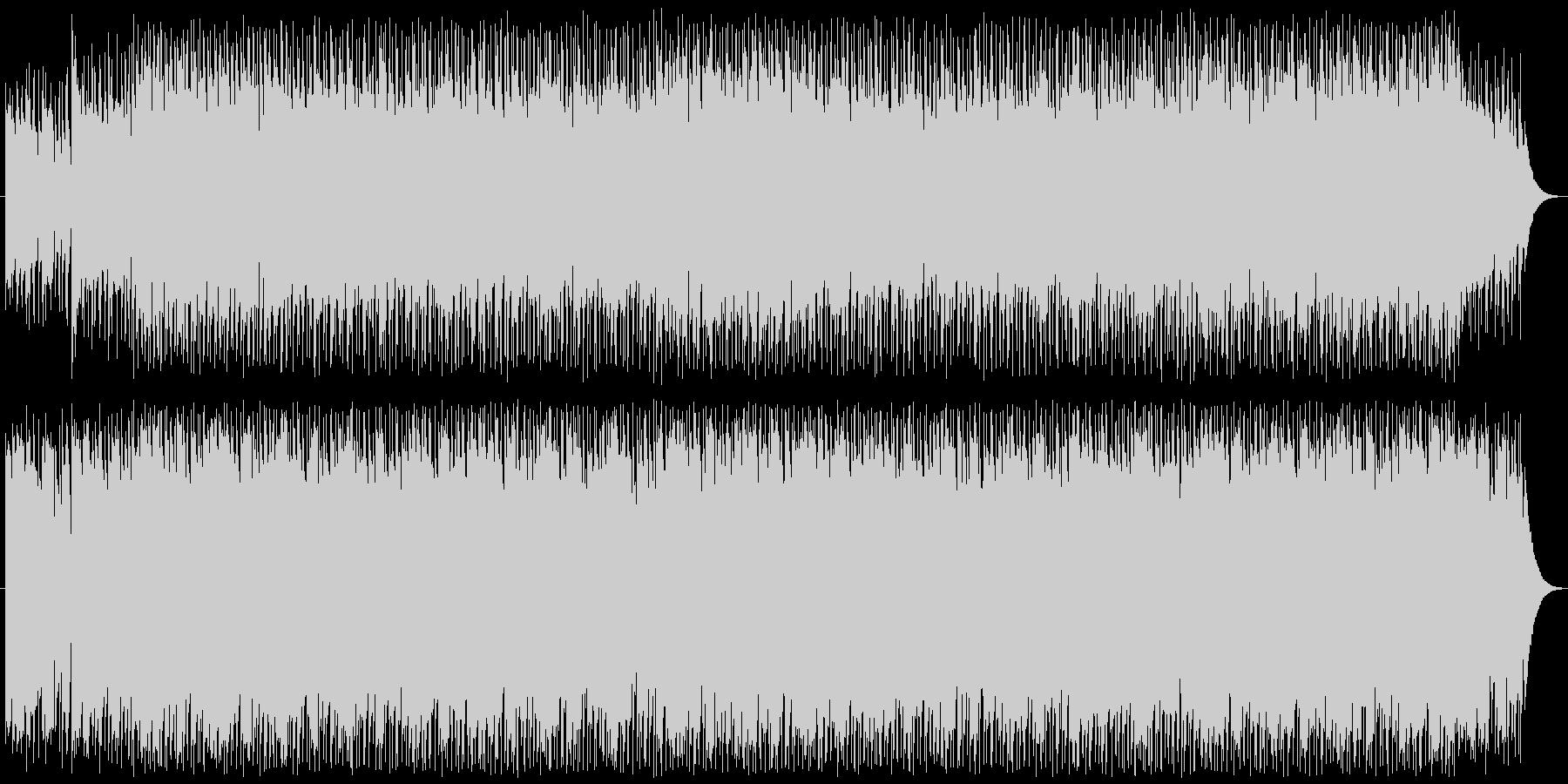 アップテンポでさわやかなウクレレポップスの未再生の波形