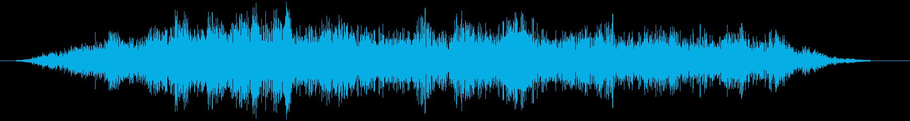 【ダークアンビエント】闇の再生済みの波形