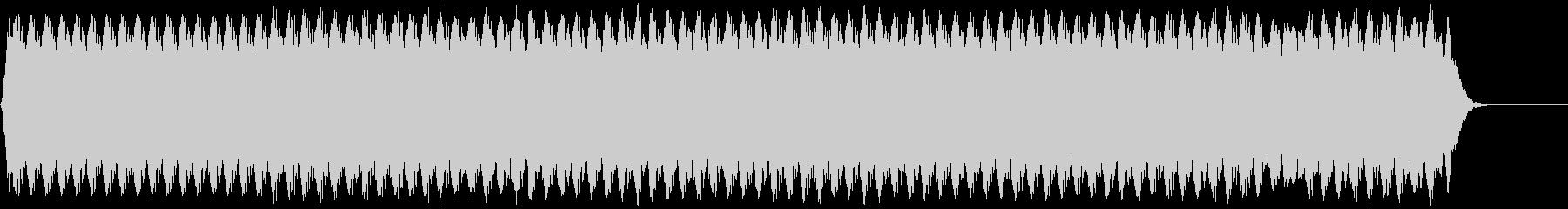 ミディアムパルスミッドドローンパルスの未再生の波形