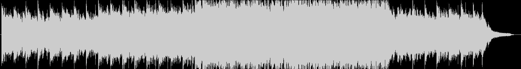 【BGM】和風なFuturepopの未再生の波形
