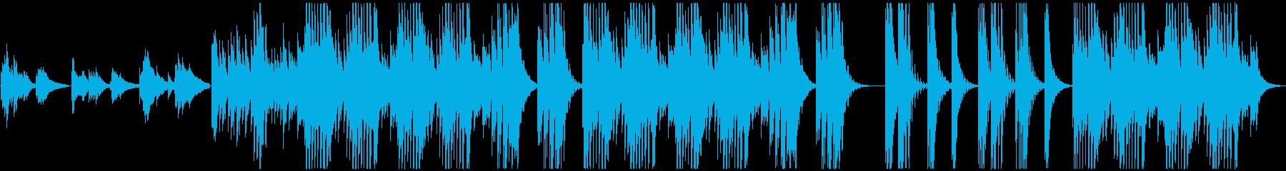 Pianoforte Solo。ス...の再生済みの波形