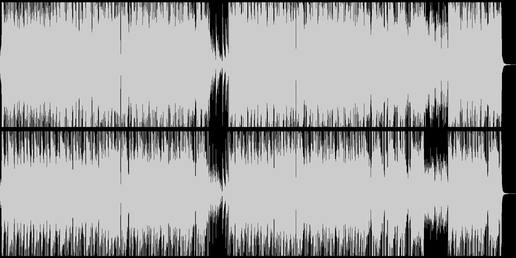 切ない/バラード/フルート/ピアノの未再生の波形