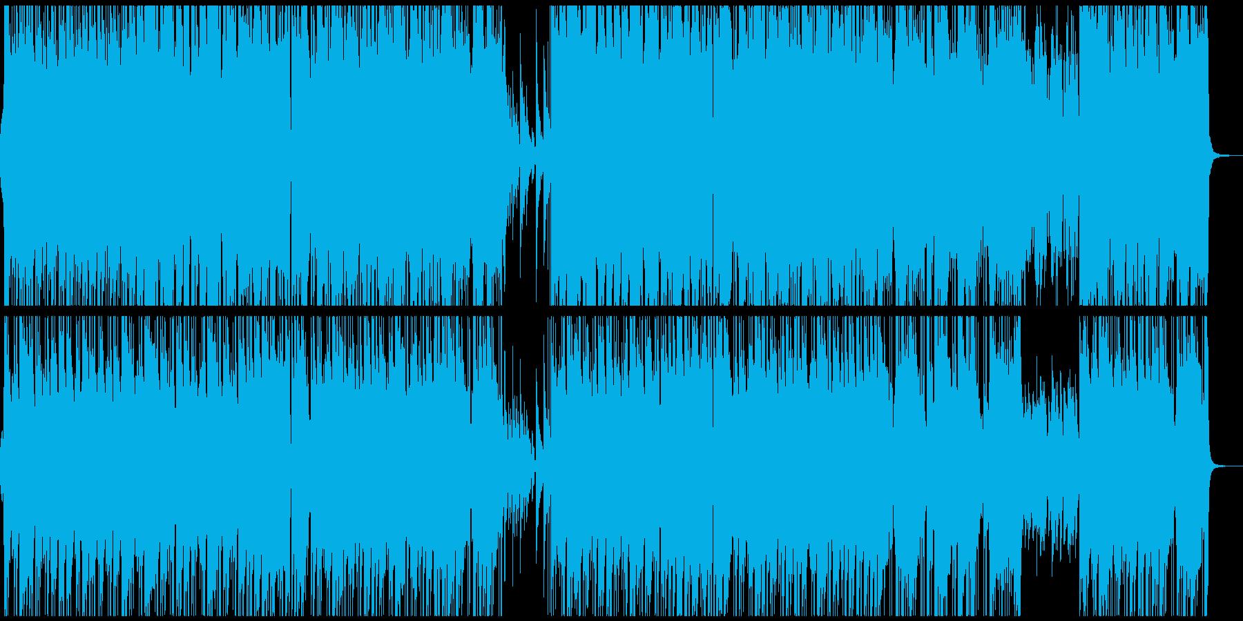 切ない/バラード/フルート/ピアノの再生済みの波形