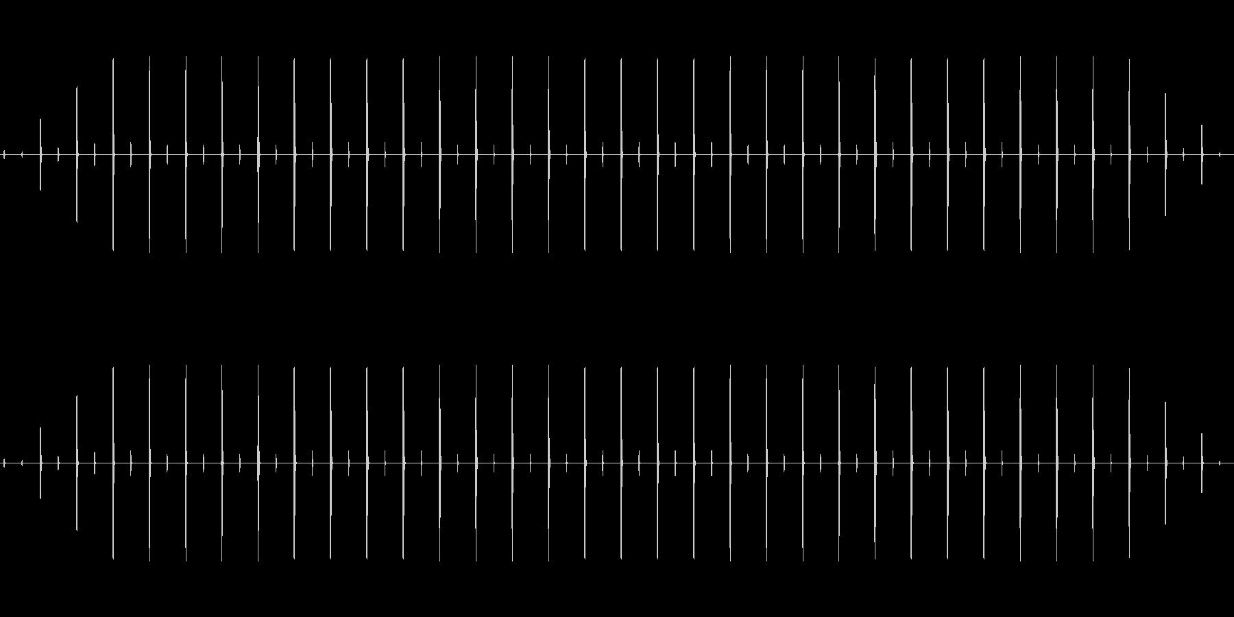時計 ticktock_22-2_dryの未再生の波形