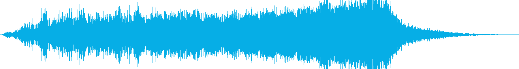 CINEMATIC RISER_41の再生済みの波形