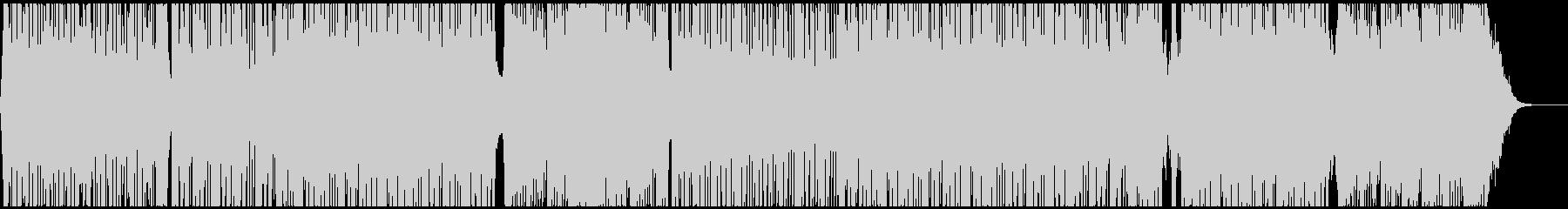 モダングルーヴEDMハウス CM・映像の未再生の波形