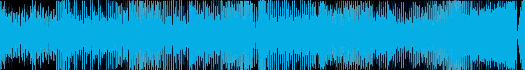 EDM ピアノ スポーツ バラエティLPの再生済みの波形