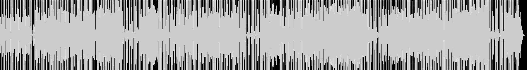 ベリーダンス向け和風とアラビアンの融合の未再生の波形