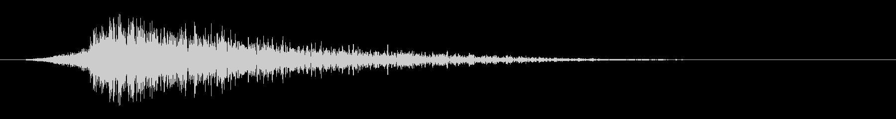 シンフォニックヒットディープアンド...の未再生の波形