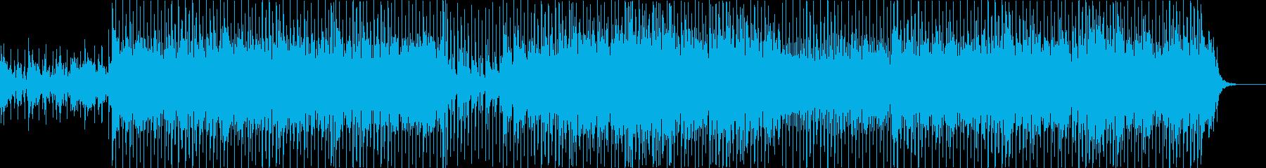 法人 アクション 技術的な クール...の再生済みの波形