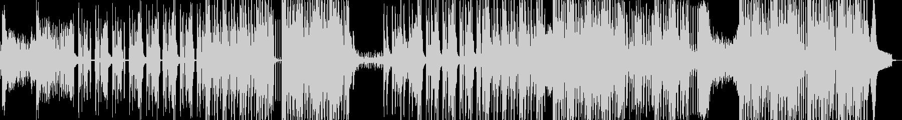 スリラー・民族ダークヒップホップ 長尺★の未再生の波形