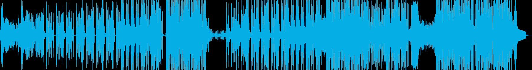 スリラー・民族ダークヒップホップ 長尺★の再生済みの波形