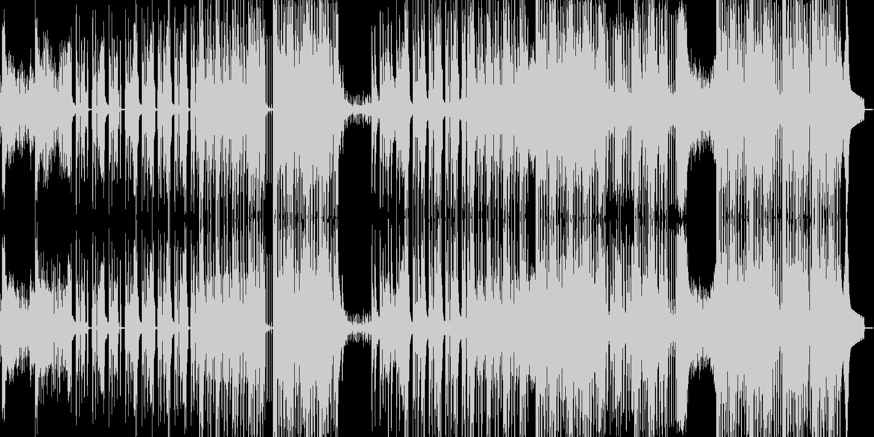 スリラー・民族ダークヒップホップ ★の未再生の波形