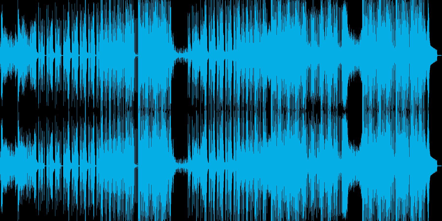 スリラー・民族ダークヒップホップ ★の再生済みの波形