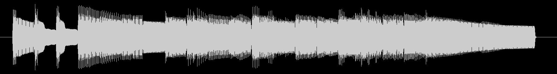 NES 汎用 B03-1(クリア1)の未再生の波形
