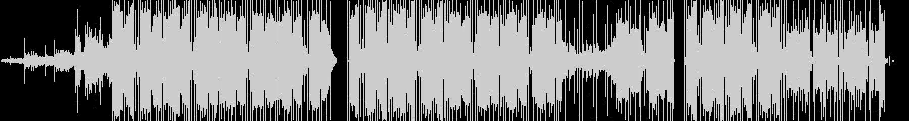 ハーモニカ&サックスソロ。バックス...の未再生の波形