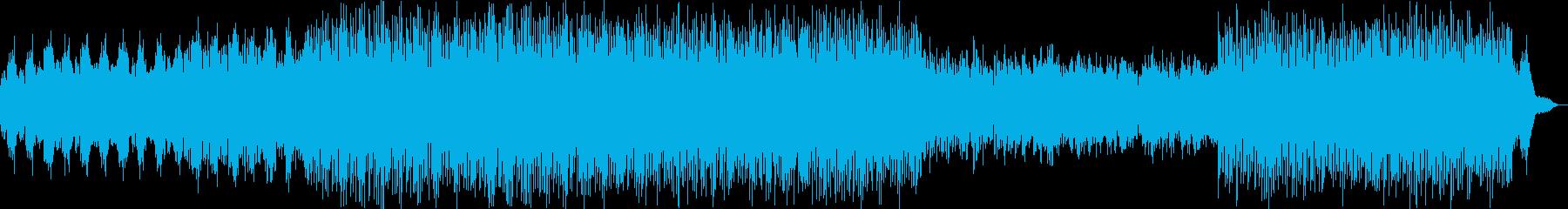 法人 センチメンタル 感情的 静か...の再生済みの波形