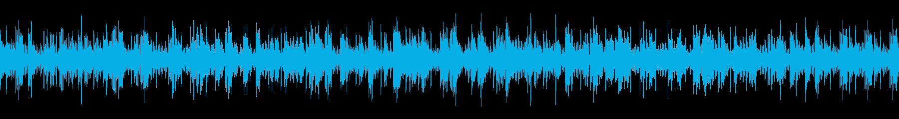 チルアウト・キラキラ・メルヘン・神秘的の再生済みの波形