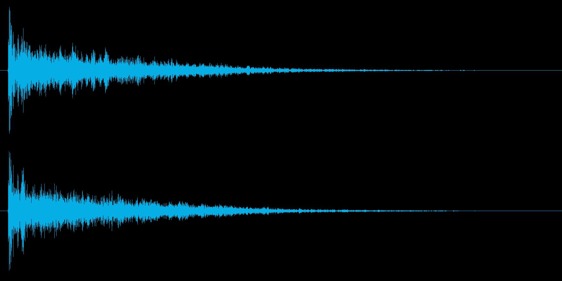 ドーン/映画/結果発表の再生済みの波形