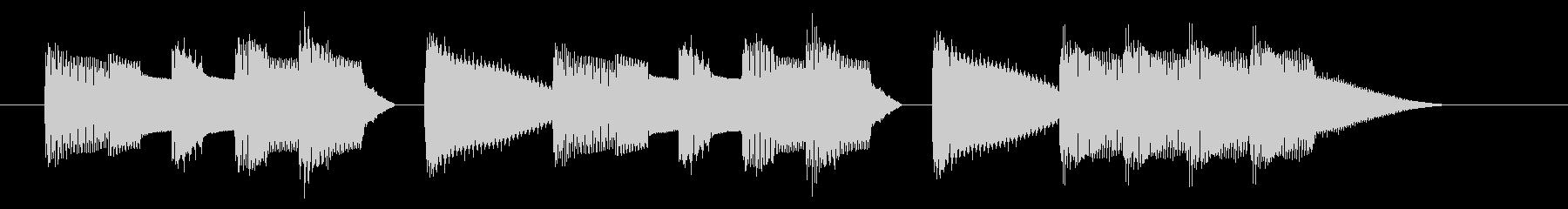 NES アクションA02-1(スタート)の未再生の波形