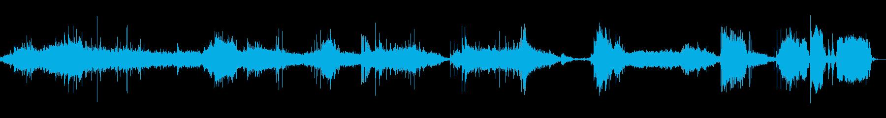 機械グリッチ大型機械式コンピュータ...の再生済みの波形