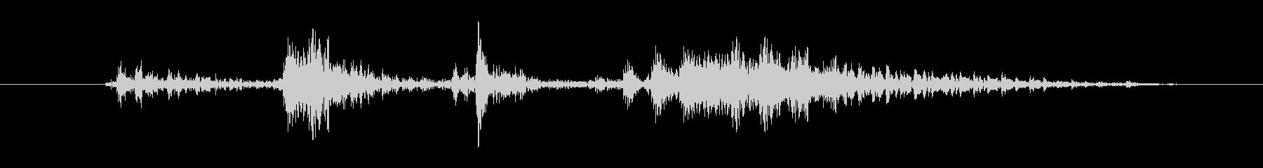 電気機械 Evil 03を展開の未再生の波形