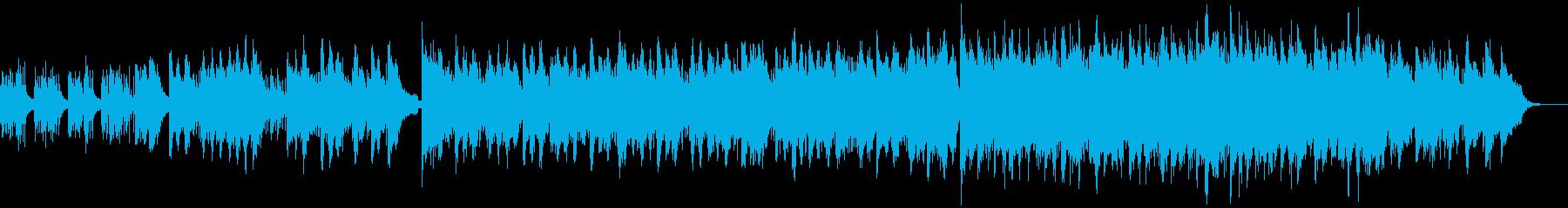 KANT切ない系VD用音楽の再生済みの波形