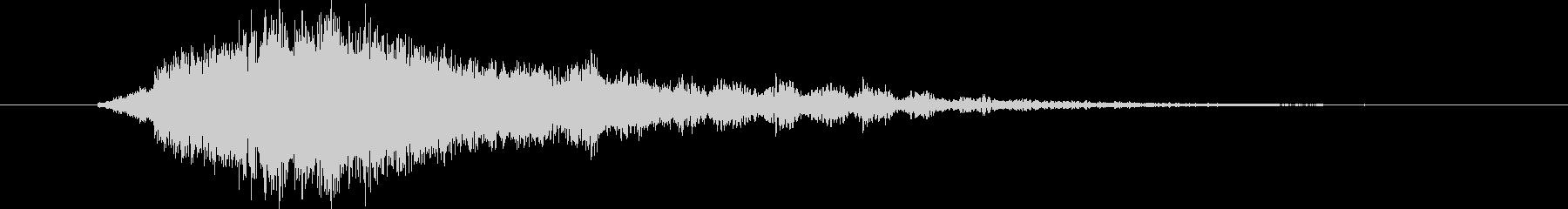 CINEMATIC BRAAMS_05の未再生の波形