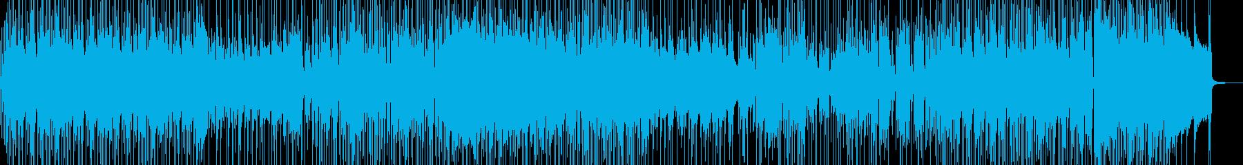 三味線・行楽・まったりジャズポップ 短尺の再生済みの波形