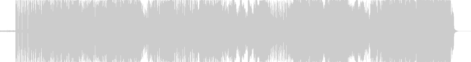 音声サンプル付きのブレイクビート/...の未再生の波形