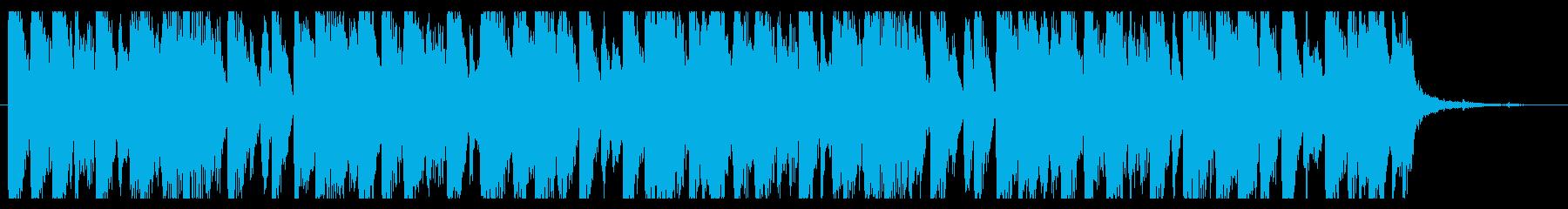 シンプル/ハウス3_No405_4の再生済みの波形