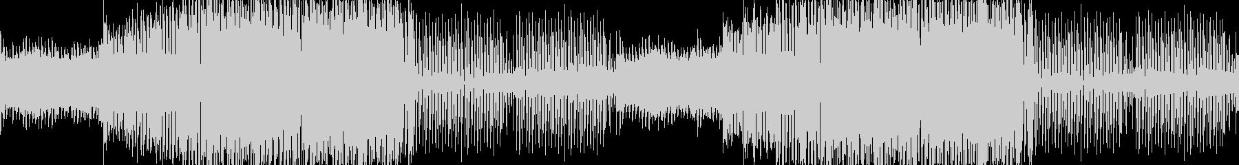 入場・オープニング・爽やか明るいEDMの未再生の波形