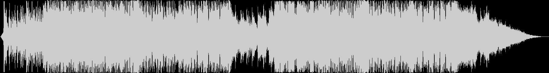 和楽器をフィーチャーしたEDMの未再生の波形