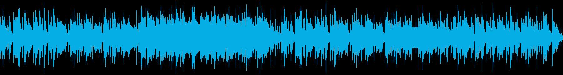 明るい・ゆったり・日常系のジャズブルースの再生済みの波形