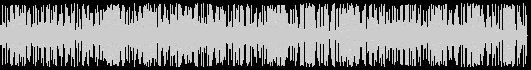 陽気なアシッドミニマルEDMの未再生の波形