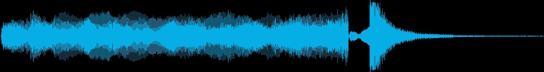 動画 ドキュメンタリー コーポレートの再生済みの波形