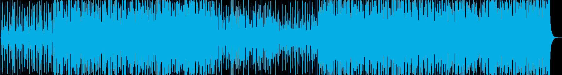 シネマティック アクション 楽しげ...の再生済みの波形