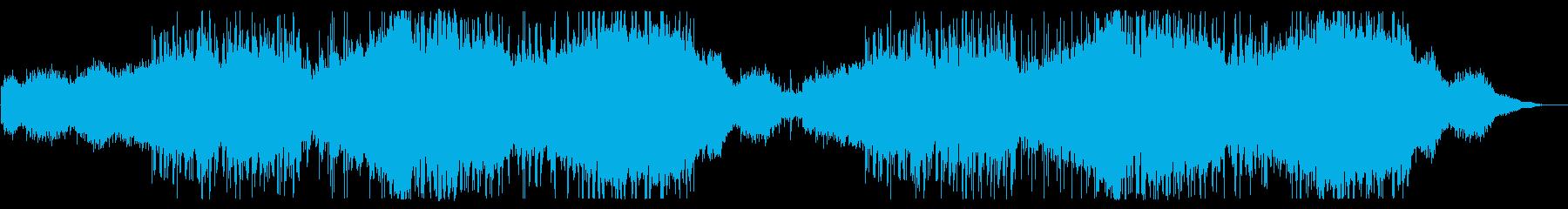 サイコ・ホラー・サスペンス・恐怖・危険の再生済みの波形