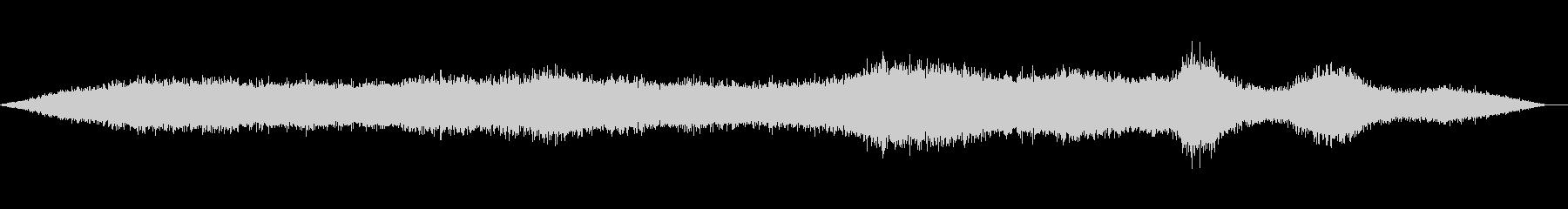 【海】【波の音】太平洋 30秒 【生音】の未再生の波形