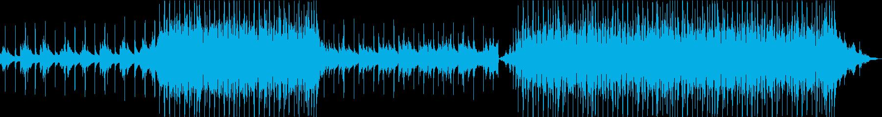 ポップ ロック R&B トロピカル...の再生済みの波形