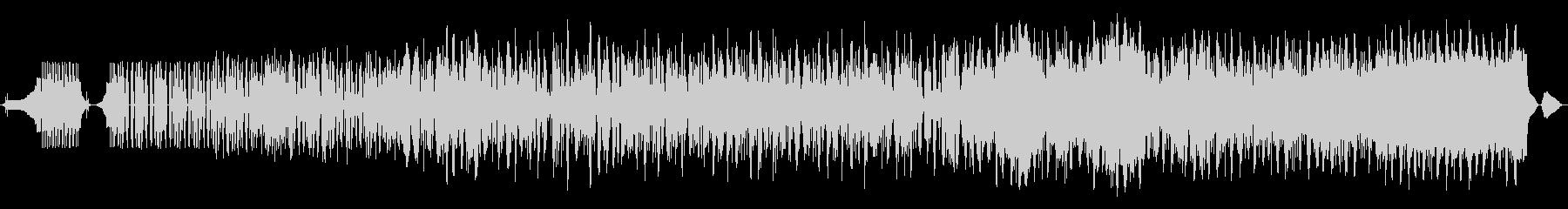 生活音を楽曲に取り入れた実験的音楽の未再生の波形
