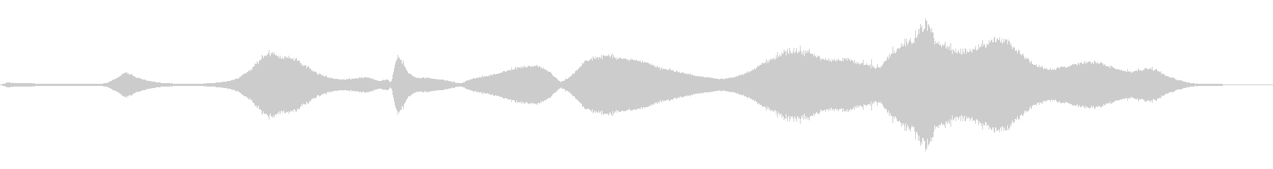 電磁干渉の未再生の波形