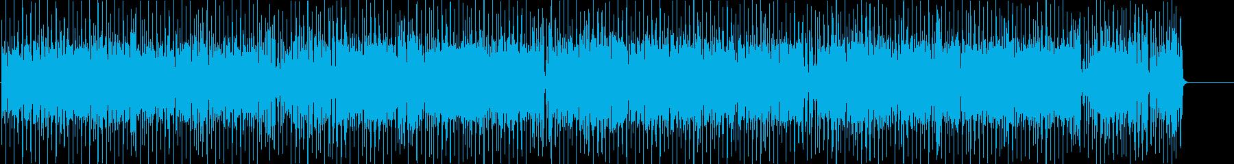 ファンク マジックショー おしゃれ 都会の再生済みの波形
