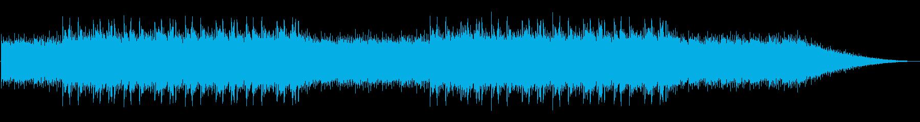 神秘的で爽やかなBGM /ピアノ/アコギの再生済みの波形