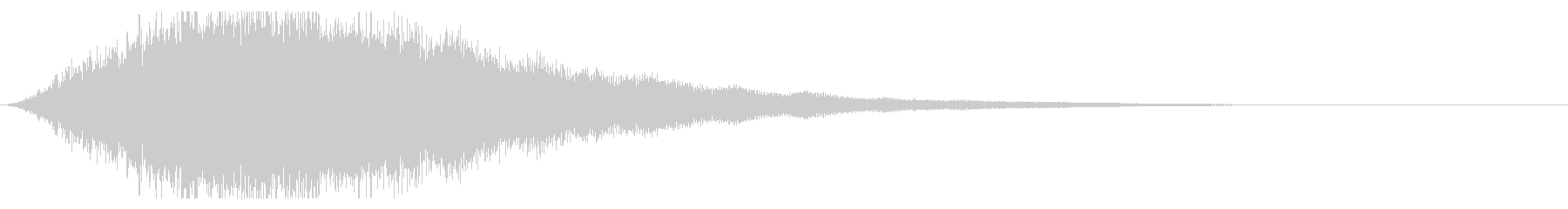 Dark_Attack-51の未再生の波形