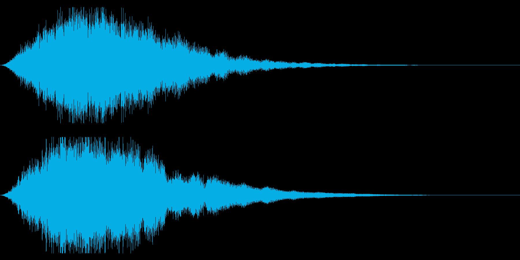 Dark_Attack-51の再生済みの波形