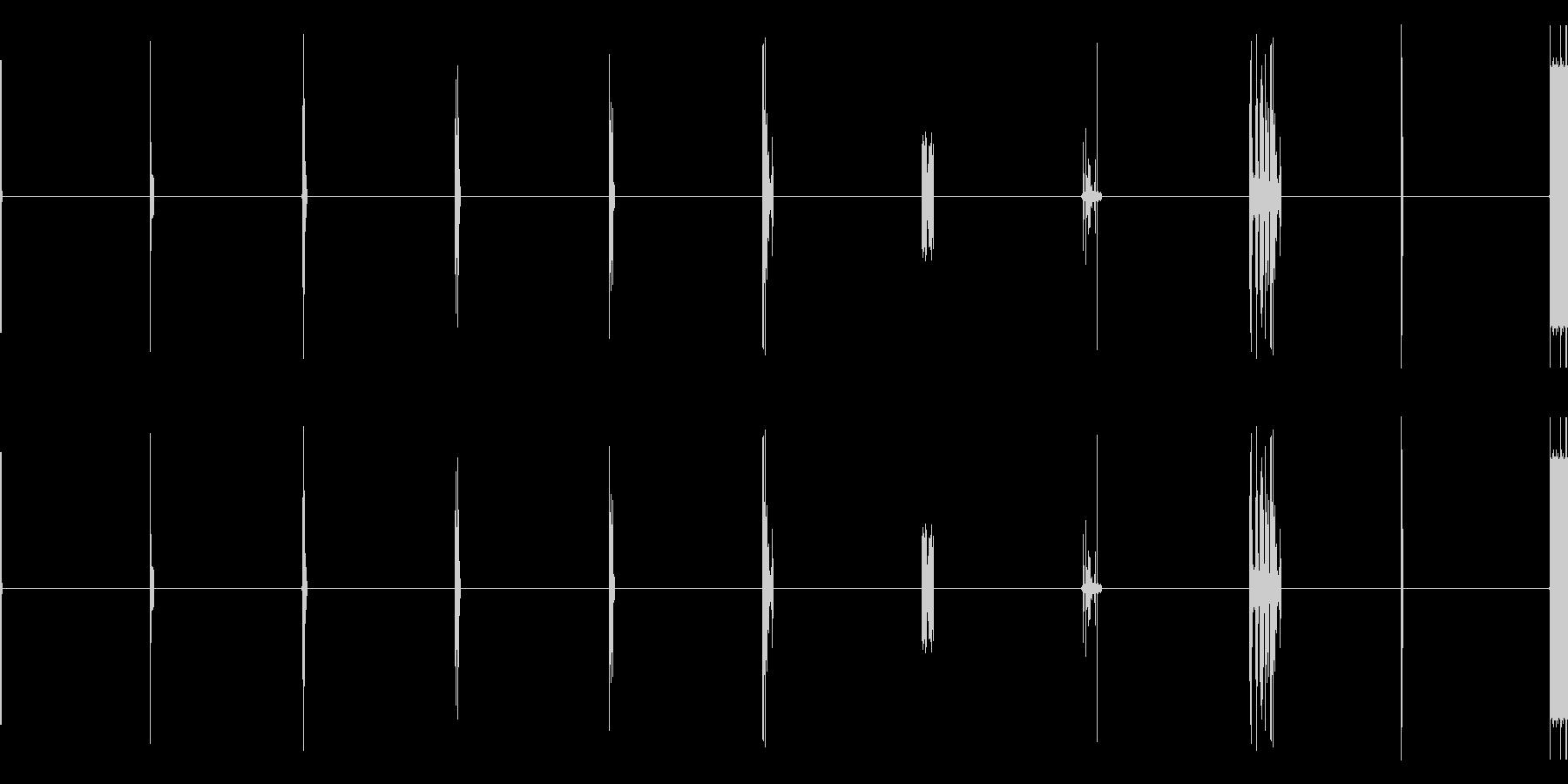 11静電気放電電気、アーク放電、火花の未再生の波形